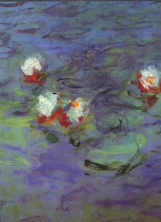 Claude Monet you need to go.see.Claude monets house! It is amazing and were he painted this picture.