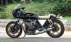 1981 Moto Guzzi V 50 Monza - 500cc V-Twin