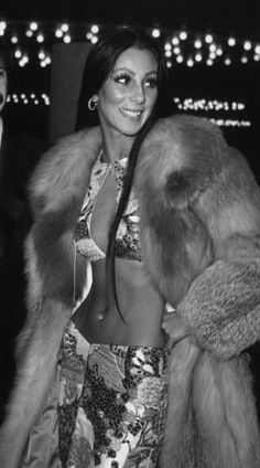 Cher looking fabulous in the 70's  (via bakarmisinsikliga)  Cher was in david geffen's unathorized bio and was rumored..( and it is no rumour) that Cher would change several times throughout a day esp. when on a trip...sometimes 4 times per day and activity...She was a real clotheshorse...