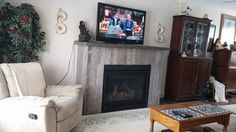 Fireplace renovation, Victoria Street, Gananoque
