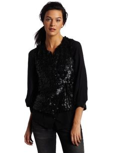 Robert Rodriguez Women's Petaled Pleather Vest, Black, 0 Robert Rodriguez. $261.23. 100% Polyester Coated With Polyurethane. Dry Clean Only. Made in China. Faux-leather layered petals add depth and texture to this wrap vest--pair with a slim bottom and sheer blouse. Adjustable tie closure at side. Wrap style.