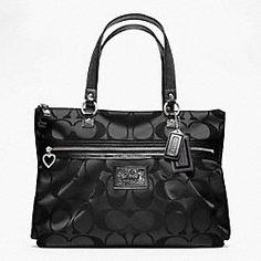 Coach Daisy Signature Large Tote Shoulder Handbag « My New Bag! 20c9b3fd94545