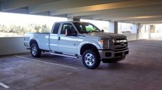 Pass side of car day after I bought her!  Love my #Scorpion Super Duty