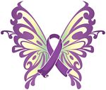 pancreatic cancer tattoos | fight cancer tees pancreatic cancer butterfly