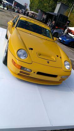 NEU Original Porsche 968 Club Sport 968 CS schwarz Heck Emblem 986 Boxster