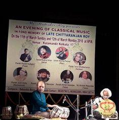 Santoor icon Pandit Tarun Bhattacharya presented a mesmerizing performance at Kalamandir recently in the memory of Late Chittaranjan Roy.