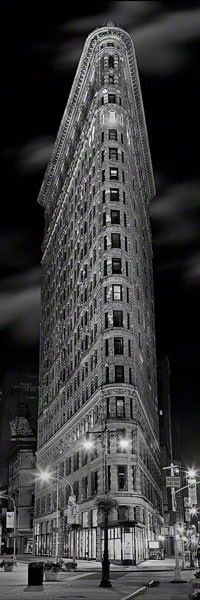 Flatiron building: the real one!