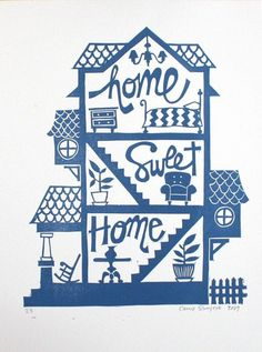 Home Sweet Home Would this work as a wall vinyl?