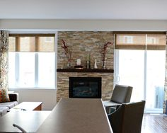 Family Room - eclectic - family room - ottawa - Heather Williamson