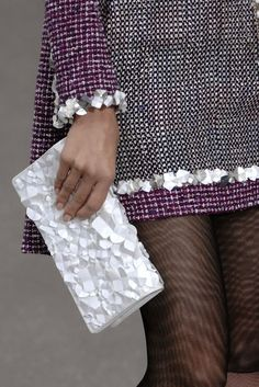Chanel Spring 2009 Ready-to-Wear Fashion Show Details