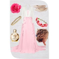 Rapunzel-- into the woods by thenameslibbyy-1 on Polyvore featuring polyvore, fashion, style, BCBGMAXAZRIA, Topshop, Ellen Hunter, Versace and Jaipur