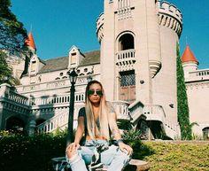 / Luisa Fernanda W YouTuber-Instagramer Competitor Analysis, Duke, Pretty Girls, Youtubers, Tower, Travel, Inspiration, Instagram, Ideas