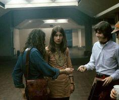 "blacksabbathica: ""Ozzy Osbourne backstage Sam Houston Coliseum, September 27,1971 """