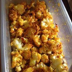 Popcorn Cauliflower Recipe