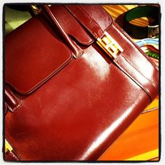 From #hermes collection #vintage model Dragg made In 1961 ... New In box ! - @les3marchesdecatherineb- #webstagram