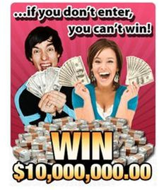 PCH Win 10 Million Dollars Sweepstakes - Bing images