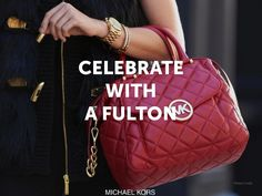 yes please!  #CelebrateWith Michael Kors this holiday season.