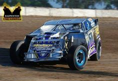 Open wheel modified  lake city florida. Dirt track racing
