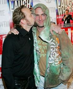 Love this pic of Lee Tergeson and Chris Meloni