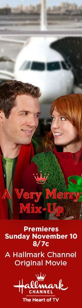 A Very Merry Mix-Up | Hallmark Channel's Countdown to Christmas 2013 (begins Nov. 2nd) !!