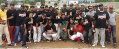 Las Frutas conquistan título torneo softbol molichata de Santo Domingo