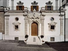 Rome... Juan Navarro Baldeweg's Bibliotheca Hertziana in Rome - 2013 - Clark Malcolm