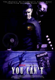 Netflix You Can't - TVSeries Poster HD by BlueWolfAvenger.deviantart.com on @DeviantArt