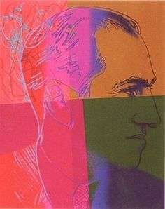 Andy Warhol: Ten Portraits of Jews of the Twentieth Century: George Gershwin