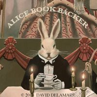 Alice in Wonderland Book (Illustrated by David Delamare) by Bad Monkey Productions » Updates — Kickstarter