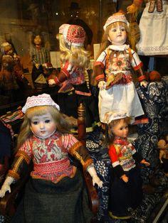 Marken museum 2014. #dutch_dolls #dutch_traditional_dress