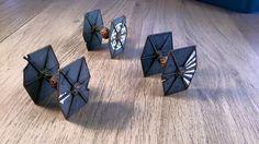 TIE fighter repaints | X-Wing Miniatures