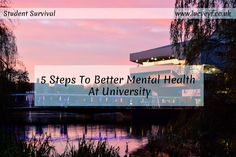5 Steps to Better Mental Health at University