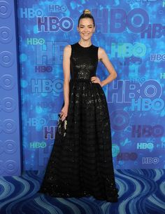 FAB: Sometimes basic is a good thing! Actress Jaime King looked lovely in a…