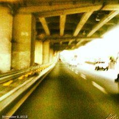 Off to #fort#bgc#slex#northbound#highway#philippines#フィリピン