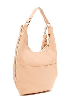 Jack French London Pimlico Leather Hobo