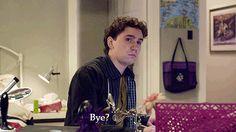 """""""Bye"""" - Edmund"""