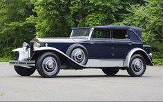1930 Rolls-Royce Phantom I Newmarket