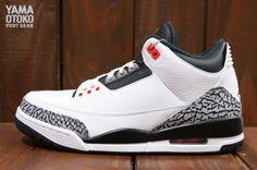 382ae084c19438 Air Jordan 3 Retro Infrared 23 Detailed Pictures Latest Jordan Shoes