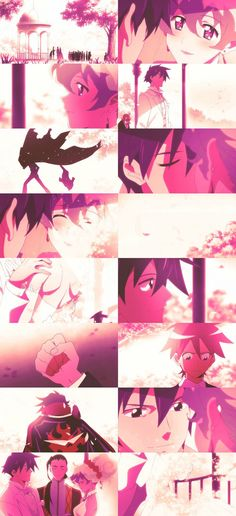"Gurren Lagann || Simon & Nia's Wedding ""Nia, I'll never forget you. Even if the universe ends. I love you."""