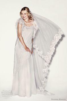 Delphine Manivet Wedding Dresses Spring 2012   Wedding Inspirasi