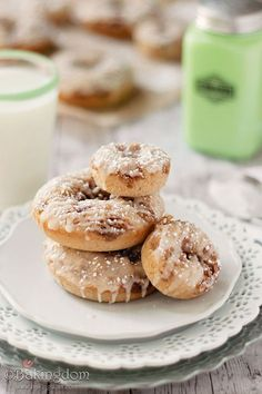 Recipe for French Toast Doughnuts