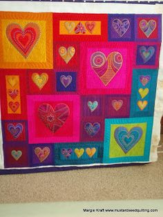 Margie Quilts.....: Fall is just around the corner....