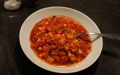 Linseneintopf Chana Masala, Ethnic Recipes, Food, Vegetarian Main Dishes, Quick Recipes, Easy Meals, Food Food, Hoods, Meals