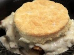 The Franklin from Denver Biscuit Co.  Saw these biscuits on Diners Drive-Ins and Dives and they look mouth watering!