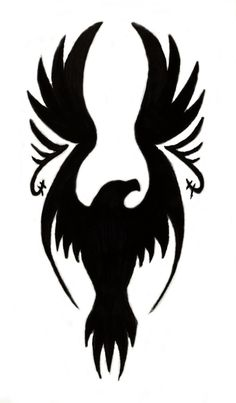 Eagle tattoo by  Wolfsjal on deviantART.