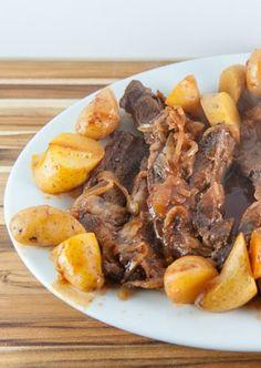 Awesome BBQ Pot Roast | bestofbs.com | #beef #bbq #potroast