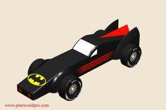 Pinewood Derby Car idea