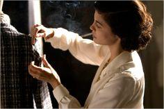 "Audrey Tautou as Coco Chanel in ""Coco Avant Chanel"", a film by Anne Fontaine (2009) | #CocoChanel #CocoAvantChanel Visit espritdegabrielle.com | L'héritage de Coco Chanel #espritdegabrielle"