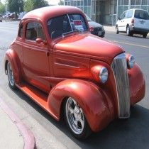 1937 Chevrolet Coupe_Designed by Rusty Smith_ www.likefigures.com