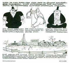 Suomalainen valtiososialismi konkreettisesti